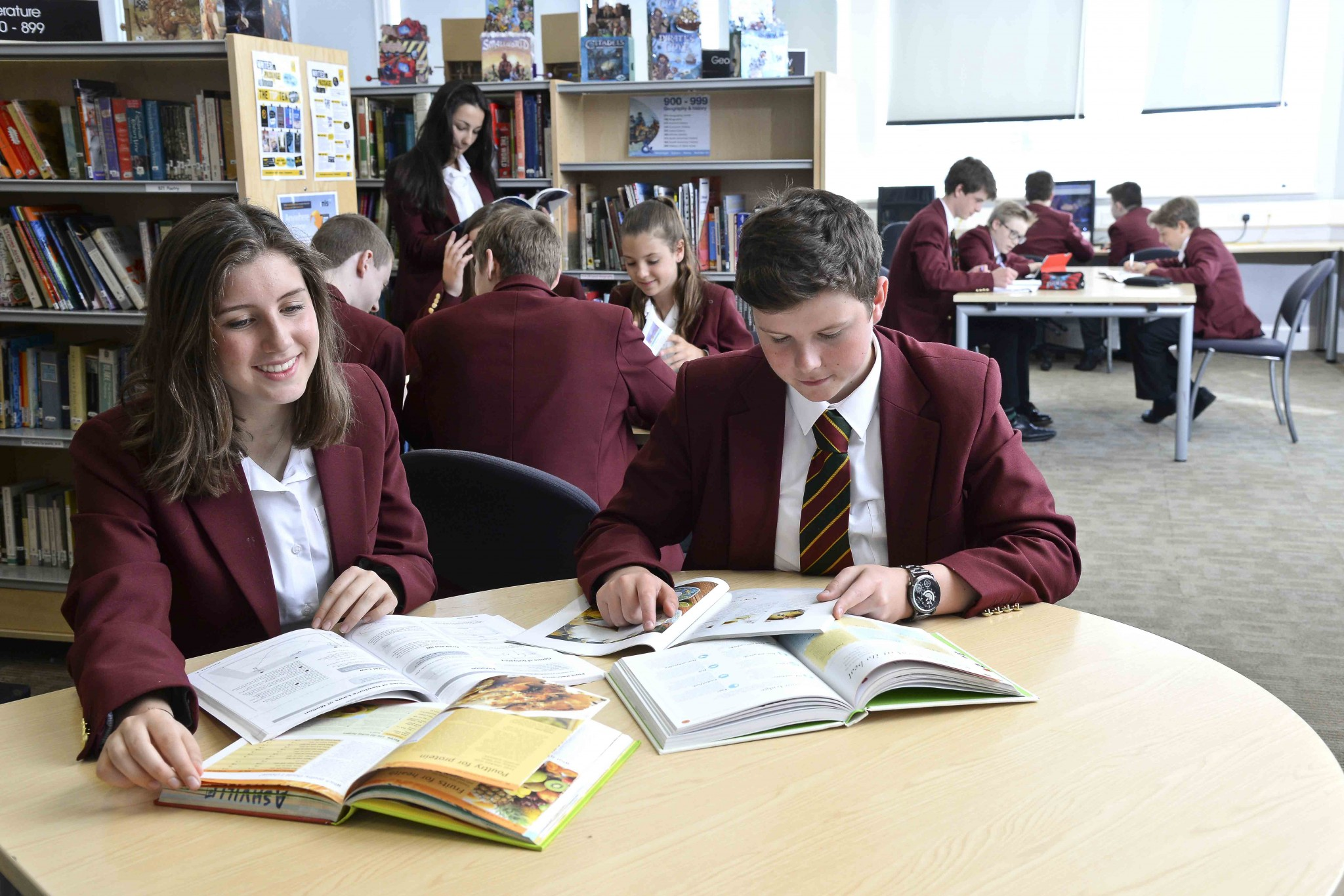 A day in the life of an international boarding school student