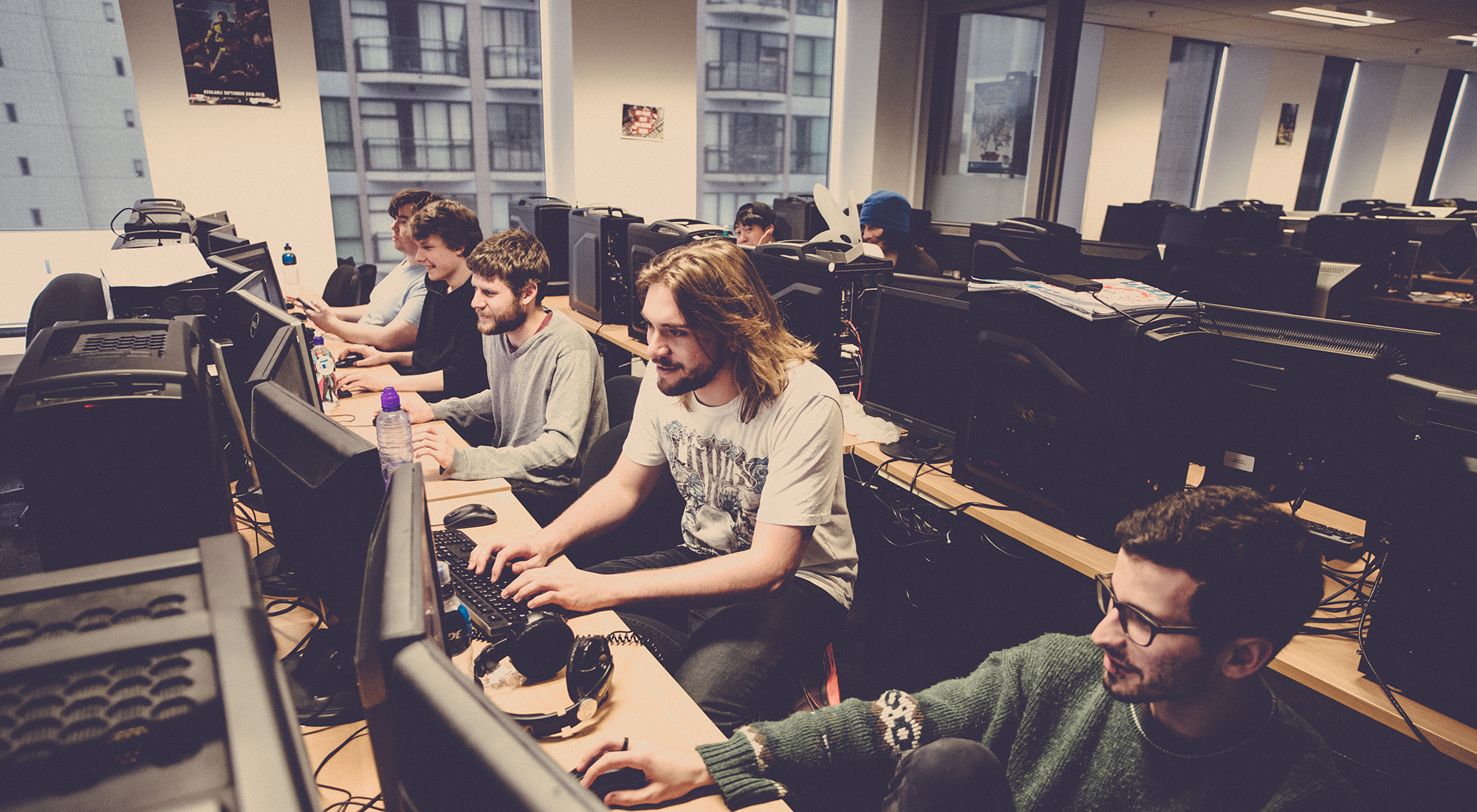 5 great reasons to study a degree in Game Design