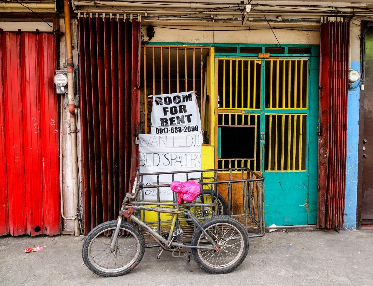 philippines manila rental sign