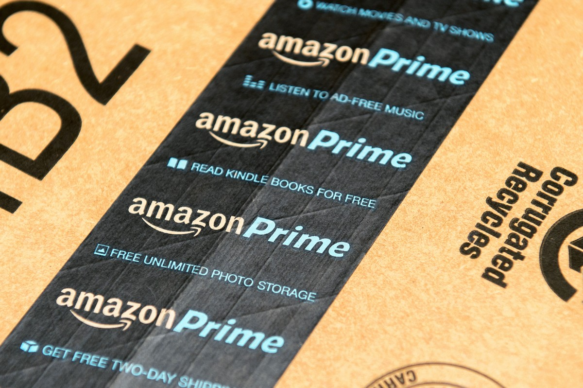 Students can now get heavily discounted Amazon Prime. Source: Shutterstock.