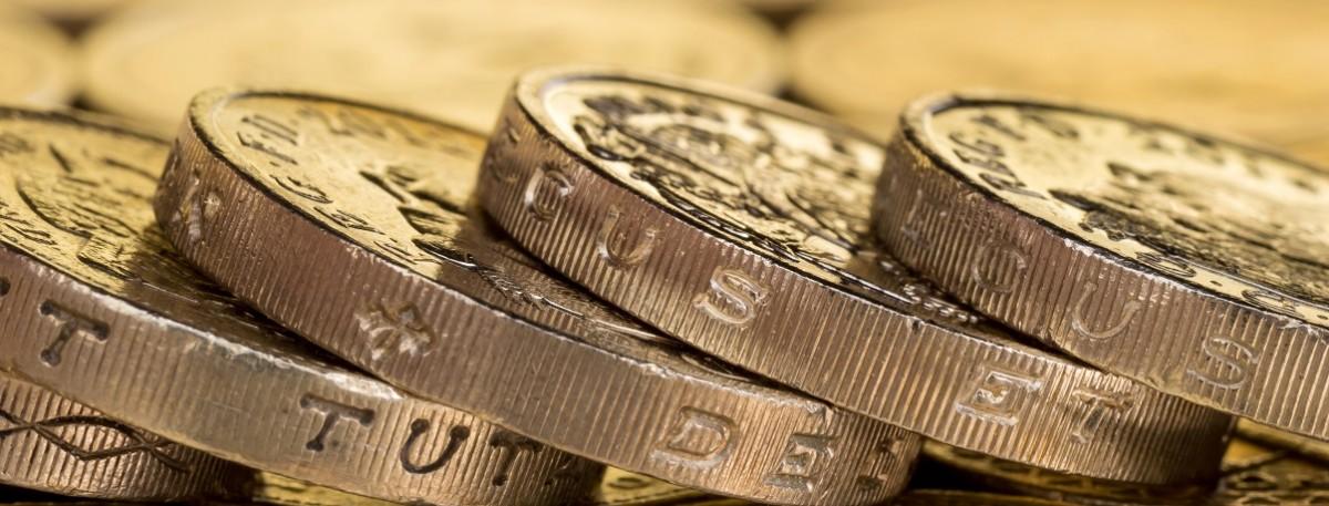 pounds money debt