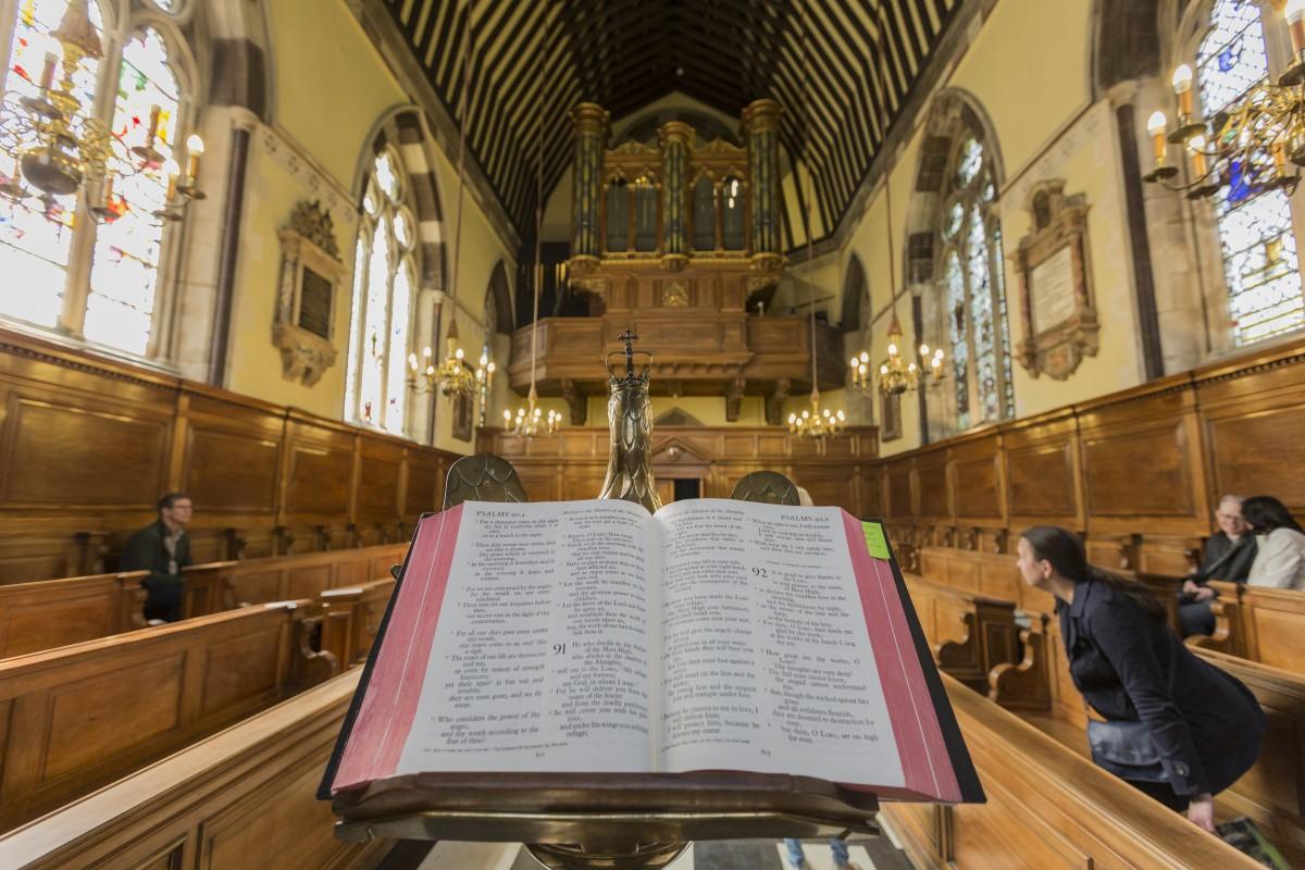 bible christian oxford balliol chapel