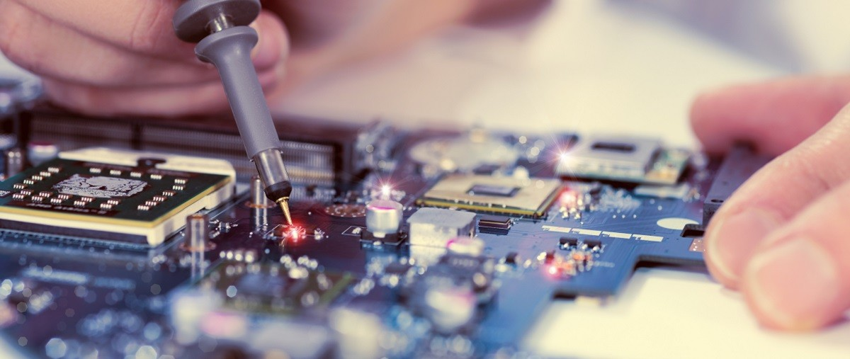 engineering, microchip