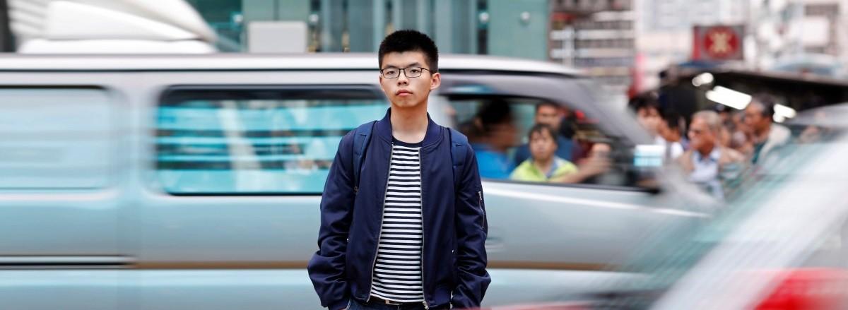 Hong Kong, democracy, Joshua Wong, Umbrella Movement