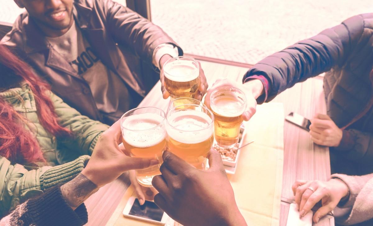 beer hops Mars