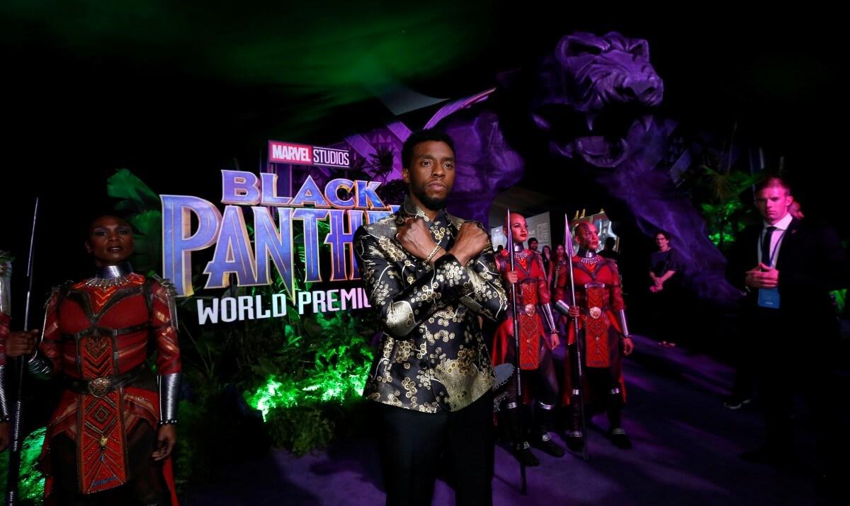 Black Panther star Chadwick Boseman reflects on education at Howard, Oxford