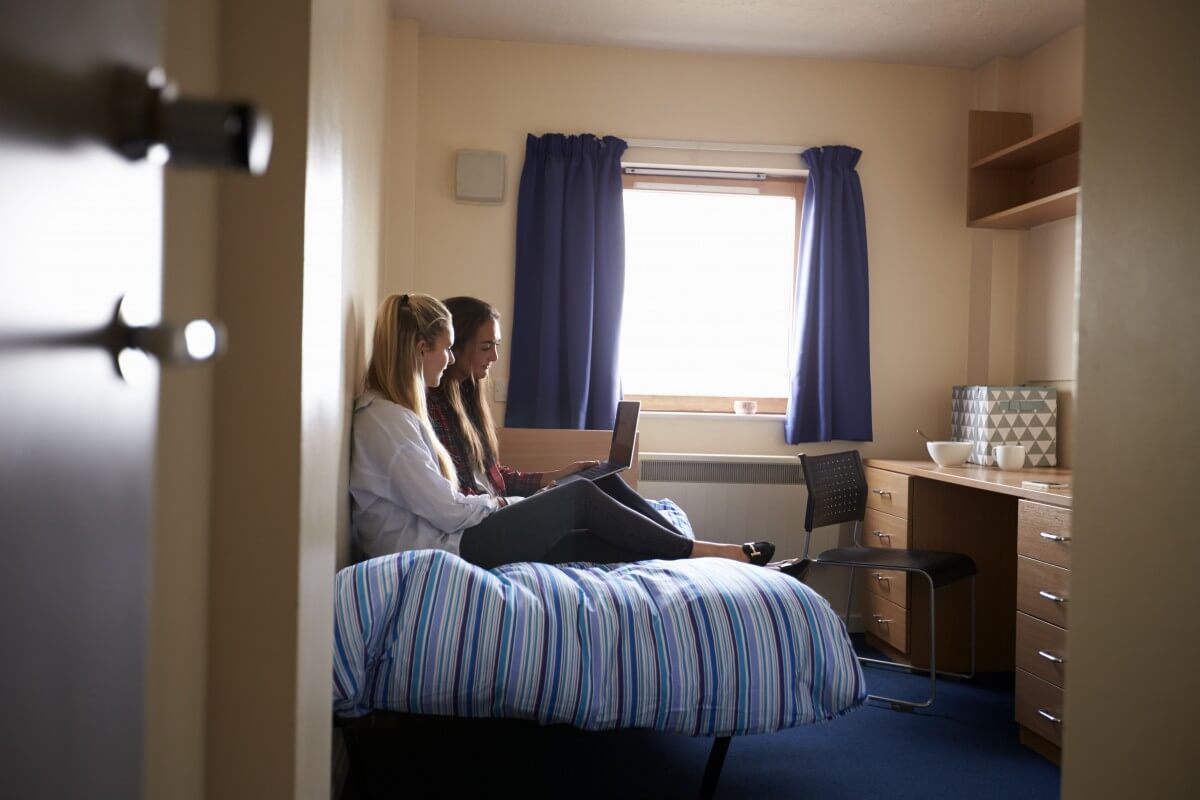 campus dorms