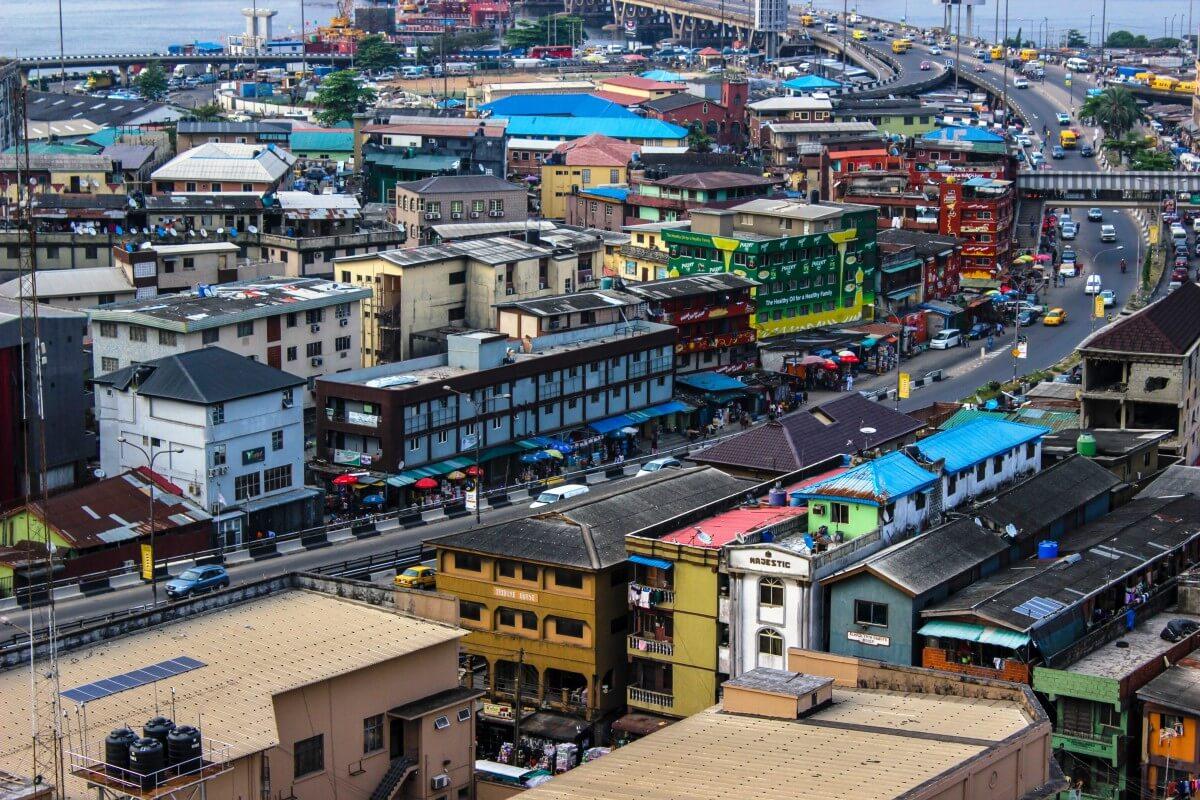Lagos, Nigerian . Source: Ariyo Olasunkanmi/Shutterstock.