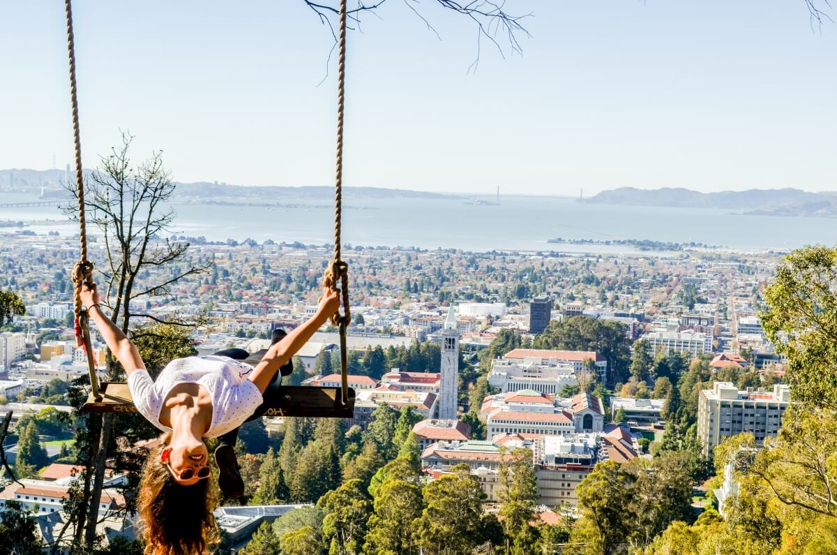 INTERACTIVE CONTENT: A taste of the 'Berkeley Experience'