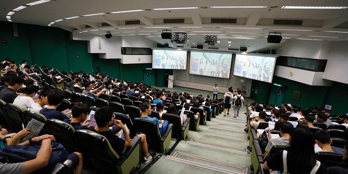 Drive your PhD dreams forward in Hong Kong's groundbreaking academic community
