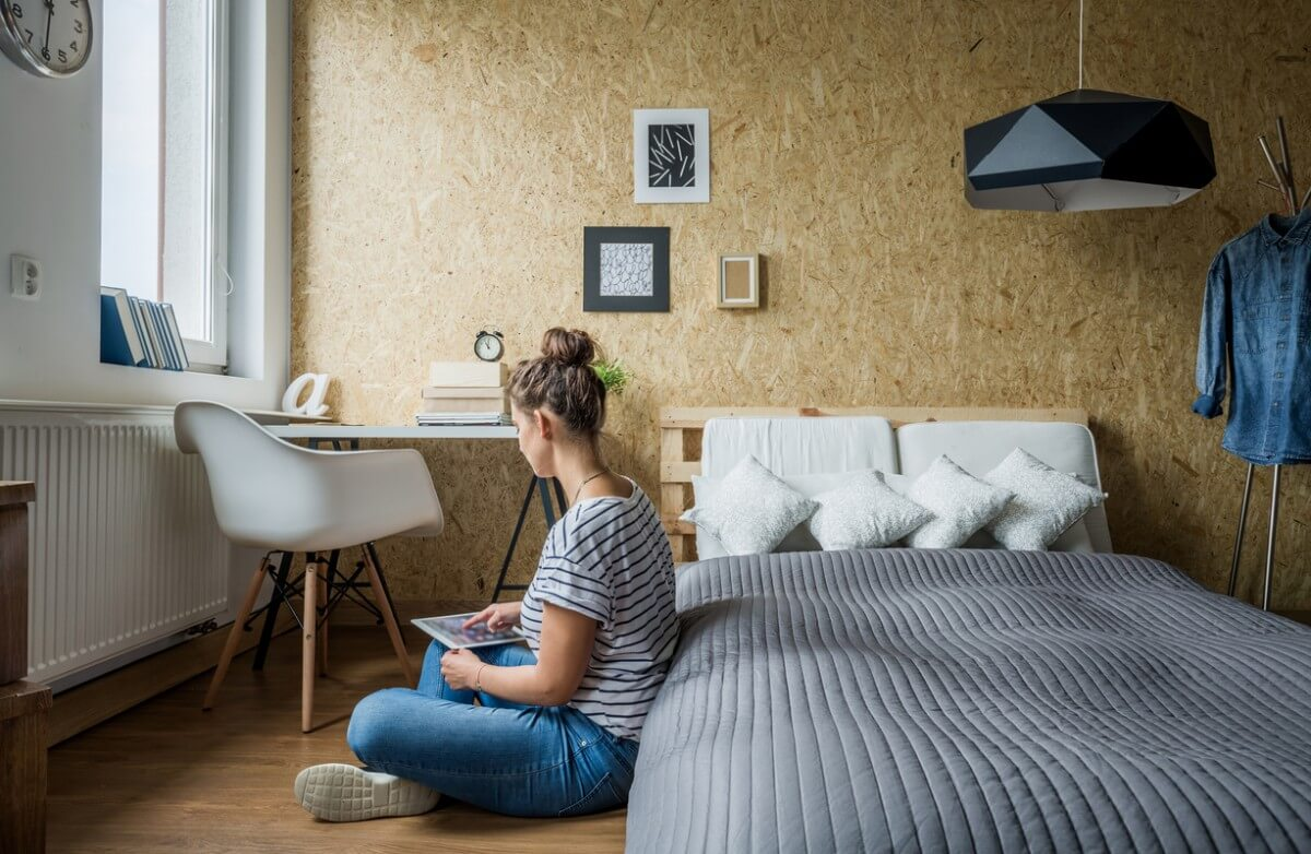 Moving out of your student accommodation responsibly