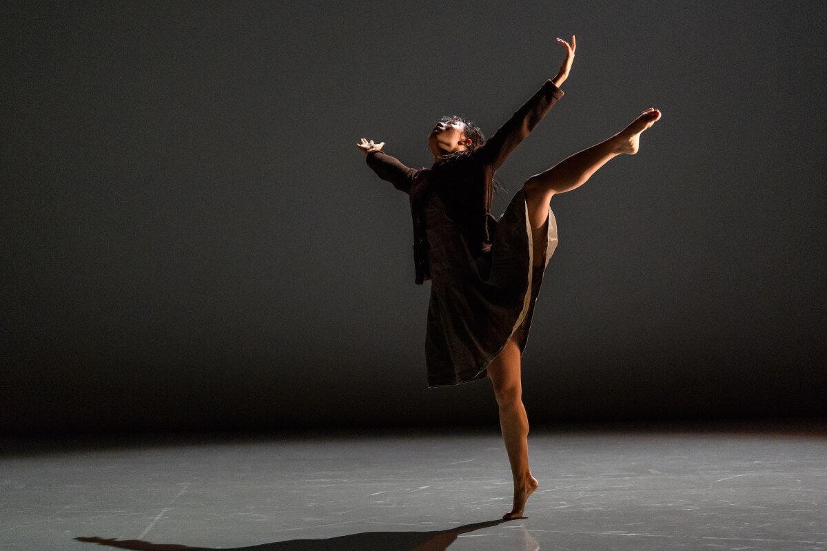Developing future leaders in contemporary dance