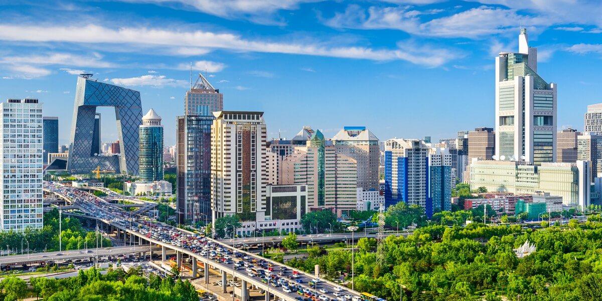 Asian city