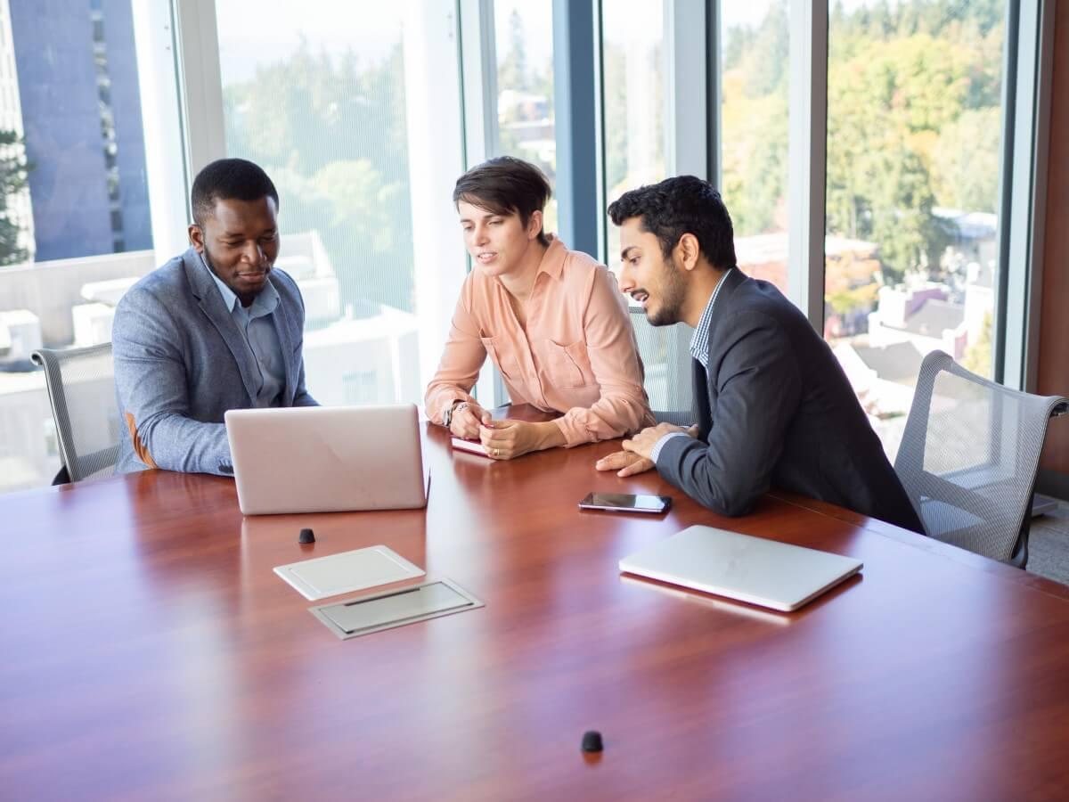 Hybrid graduate degrees enhance careers by instilling leadership skills