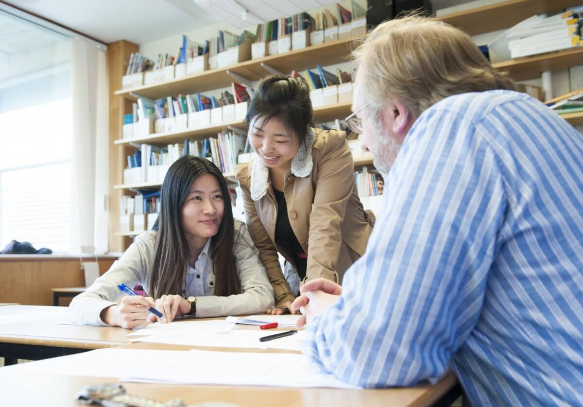 Postgraduate degree in English