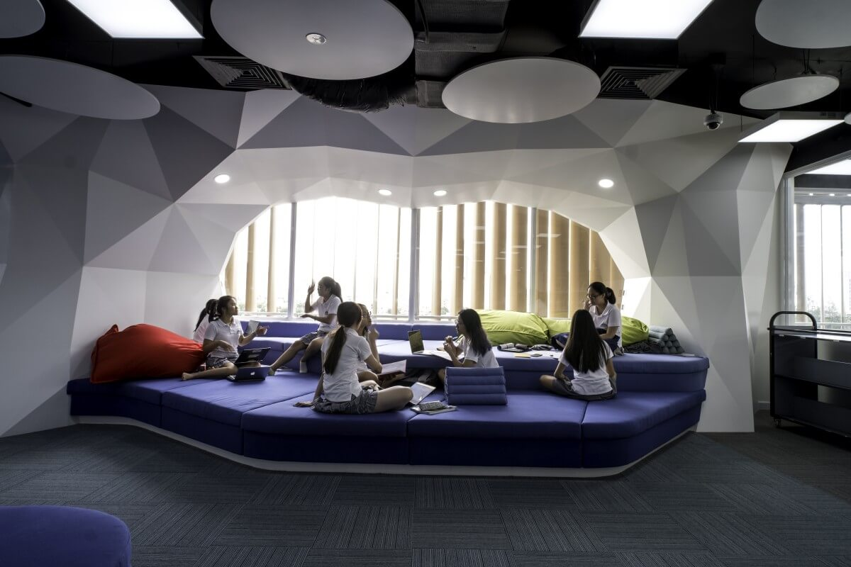 Learning spaces at ISHCMC