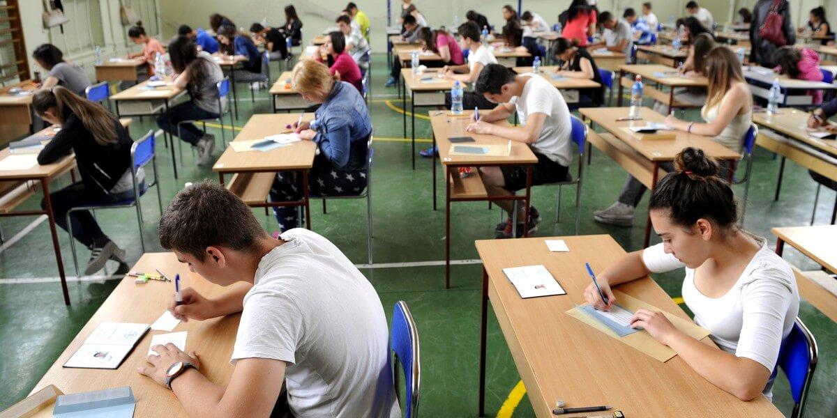 Exam cheating