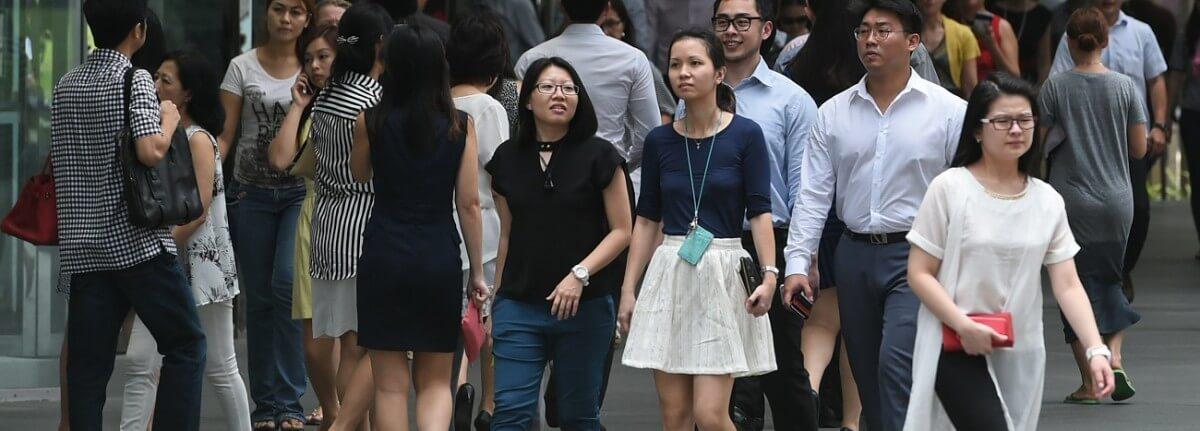 salaries in singapore