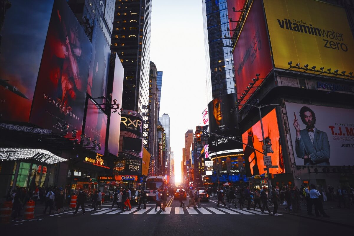 Where to go in New York