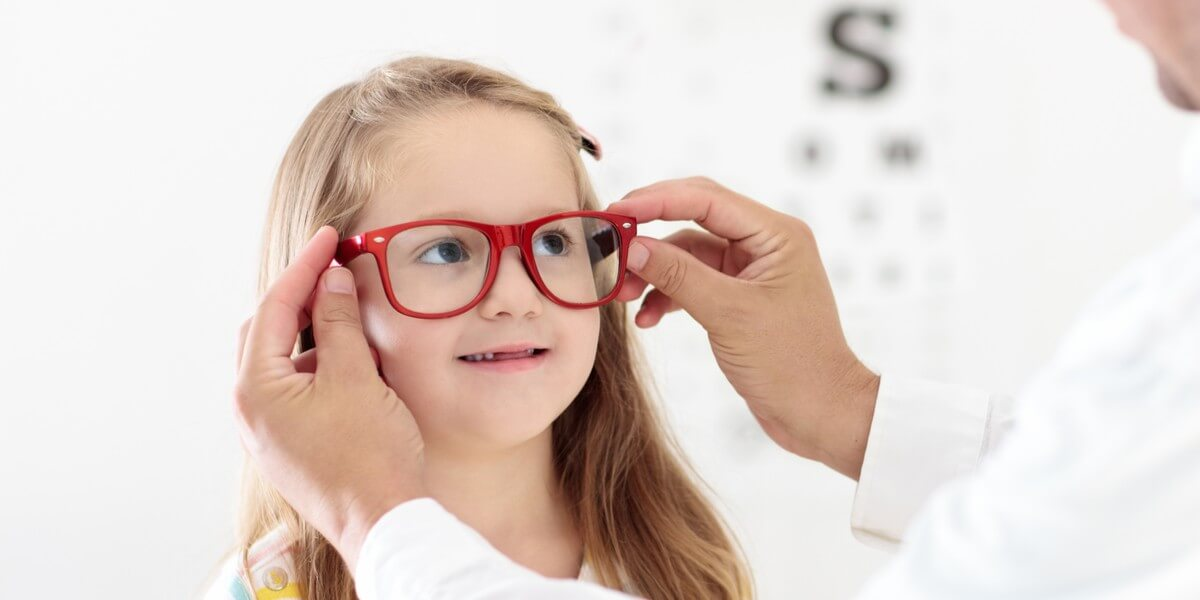 visual impairment children
