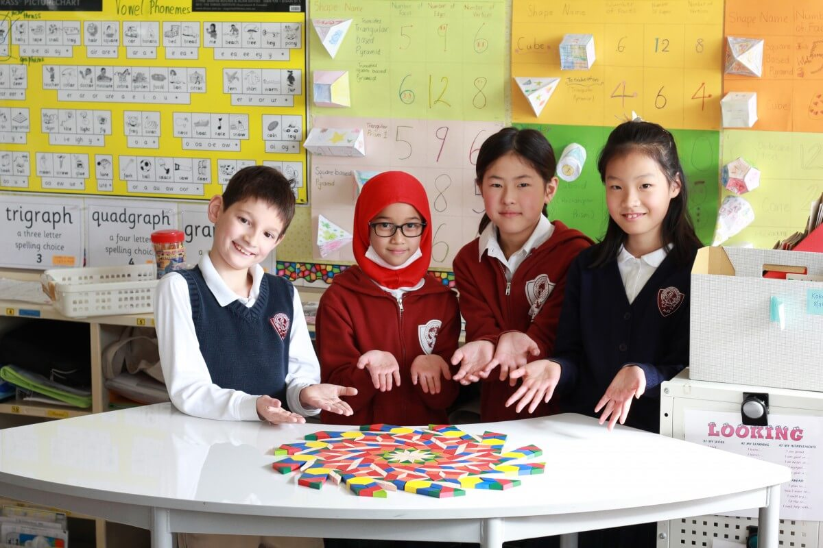 Aoba-Japan International School: Where students are poised for success