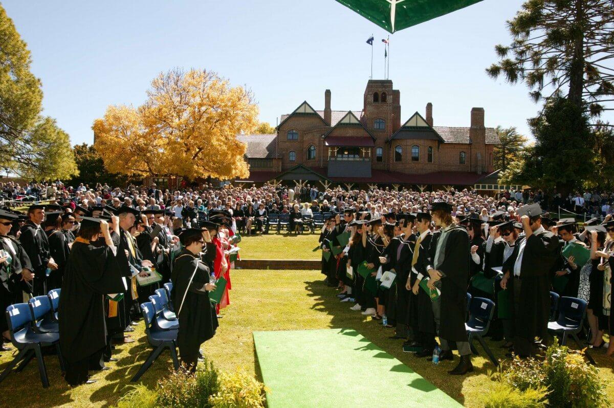 student life in Australia