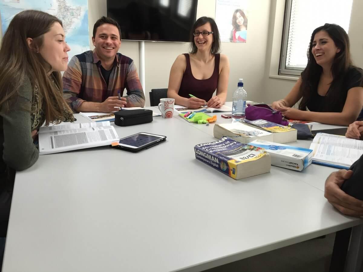 pathway programmes; English language learning