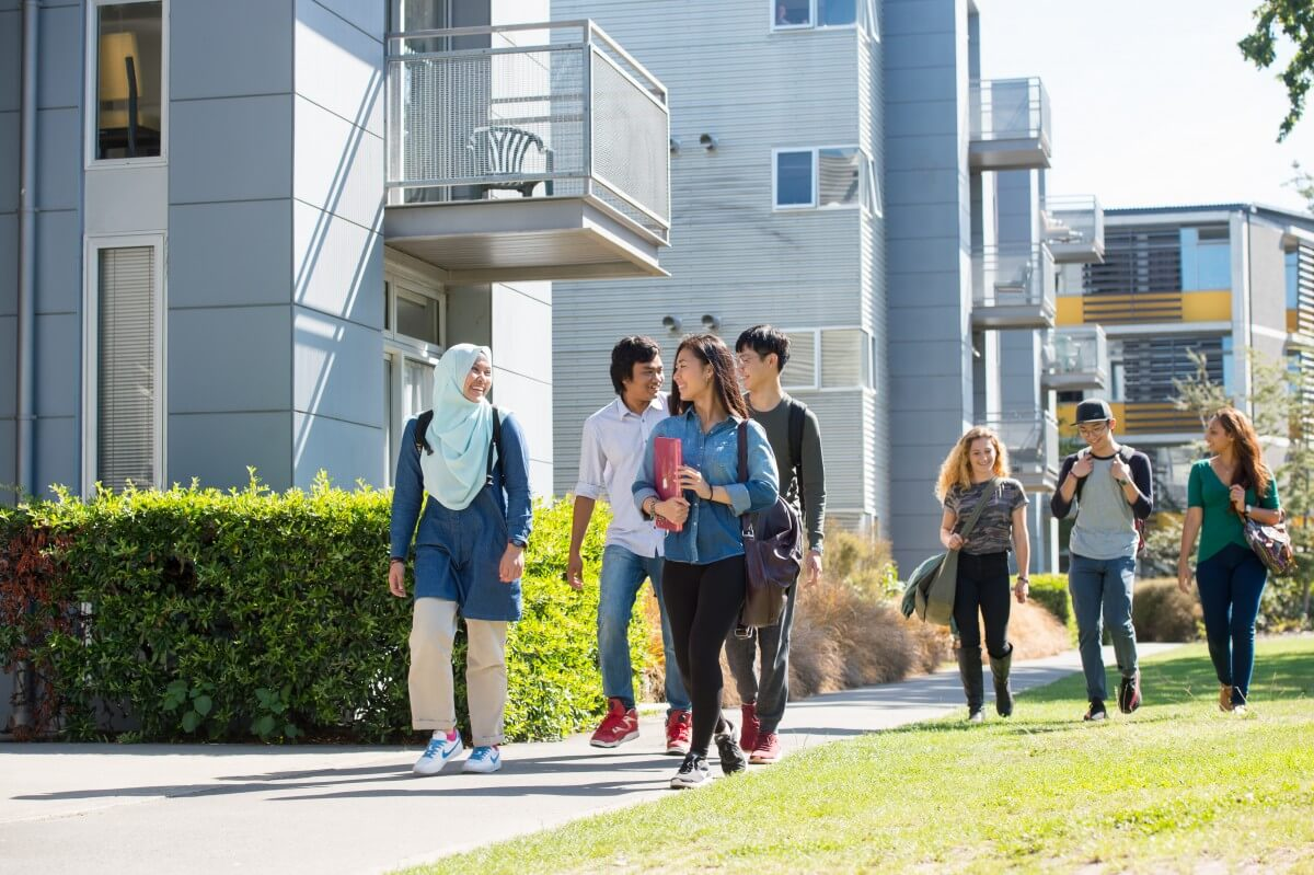 UC International College at the University of Canterbury: Start online strong, finish on-site stronger