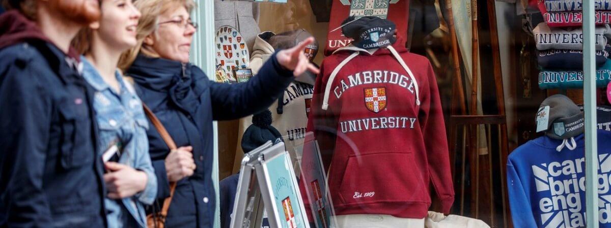 cambridge university online