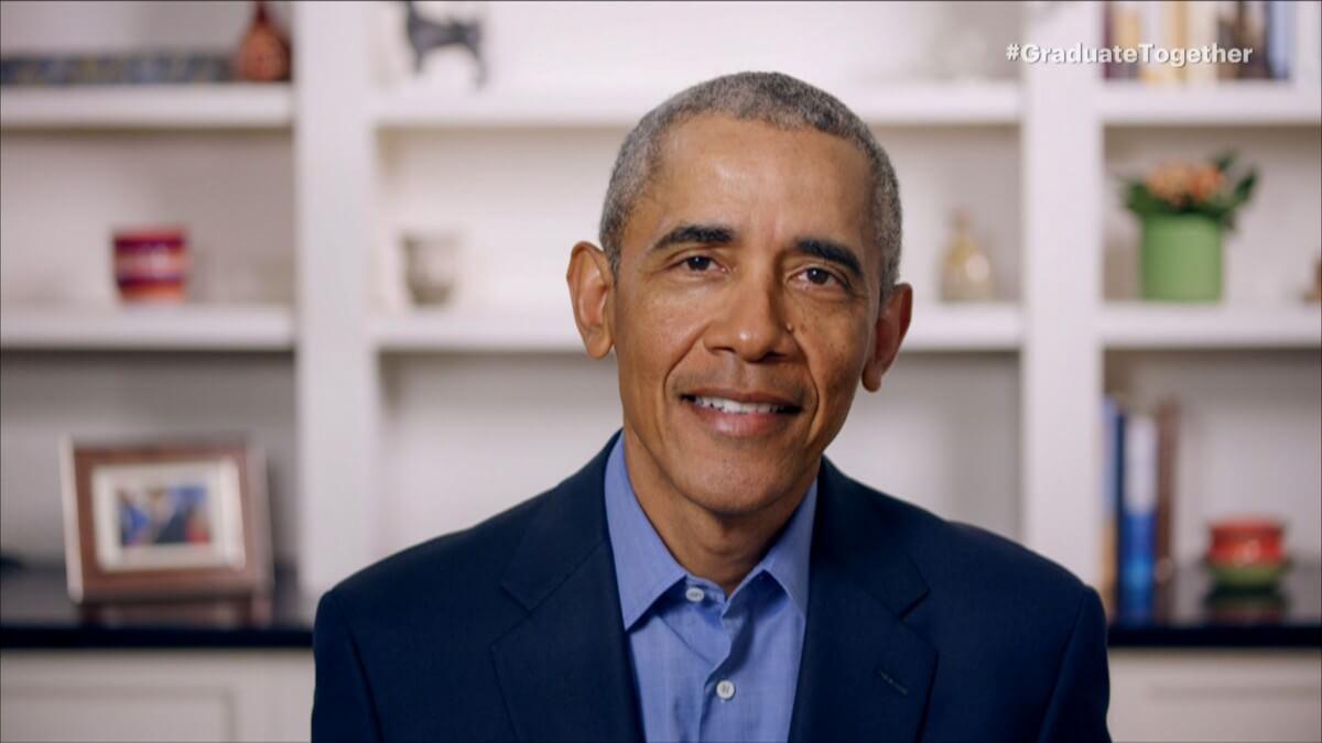 Barack Obama inspiring speech
