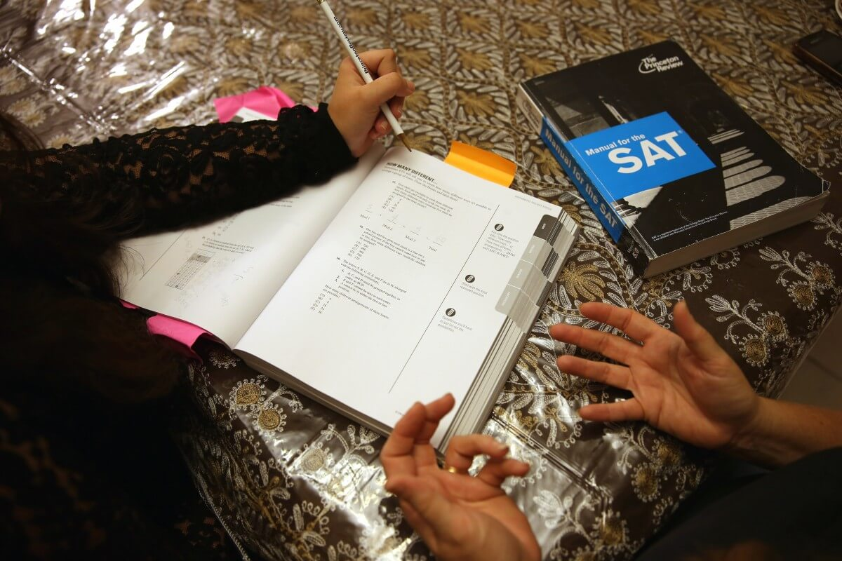 Do international students have to take the SAT in 2020 to get into US universities?