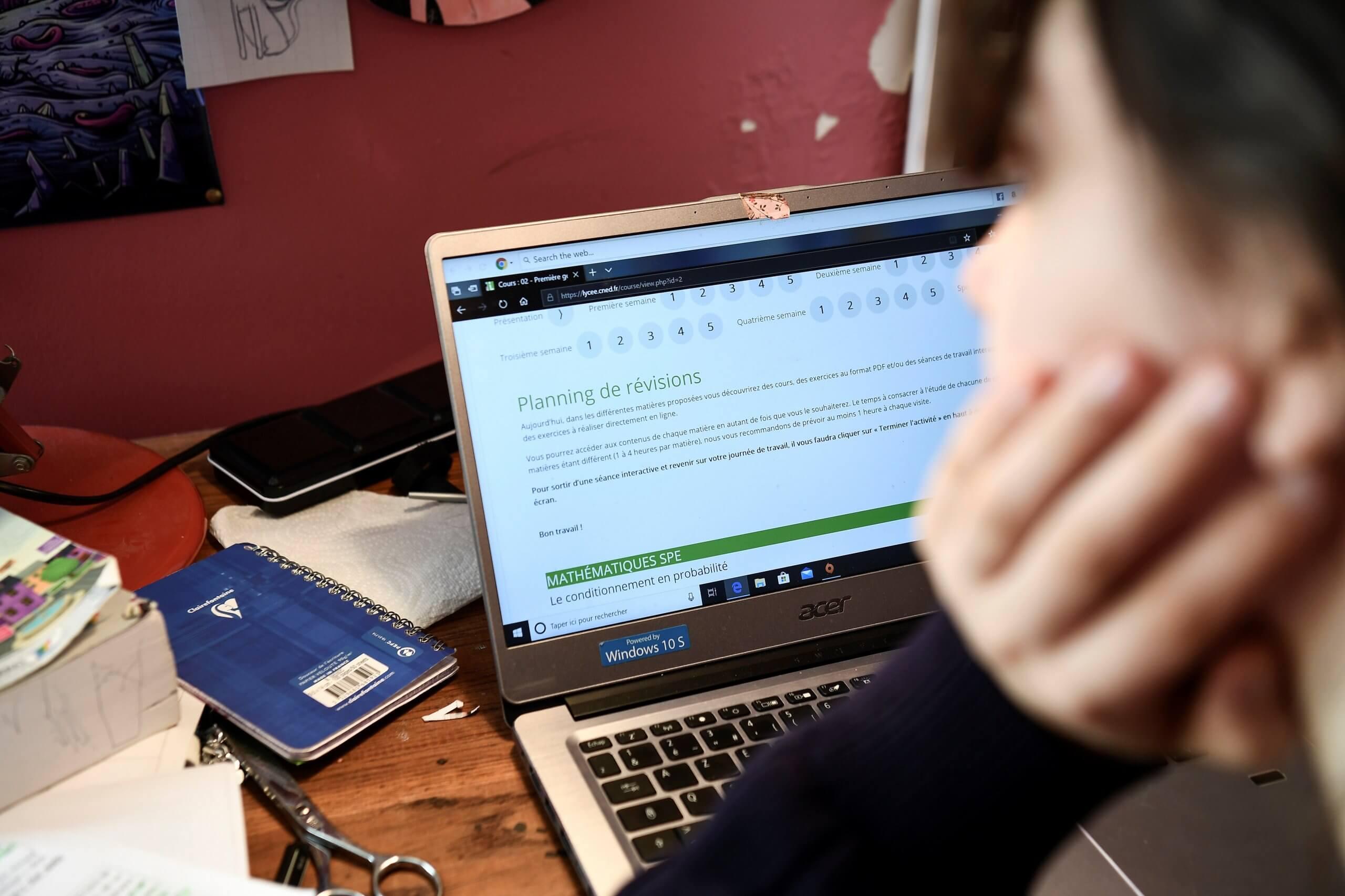 stress online test