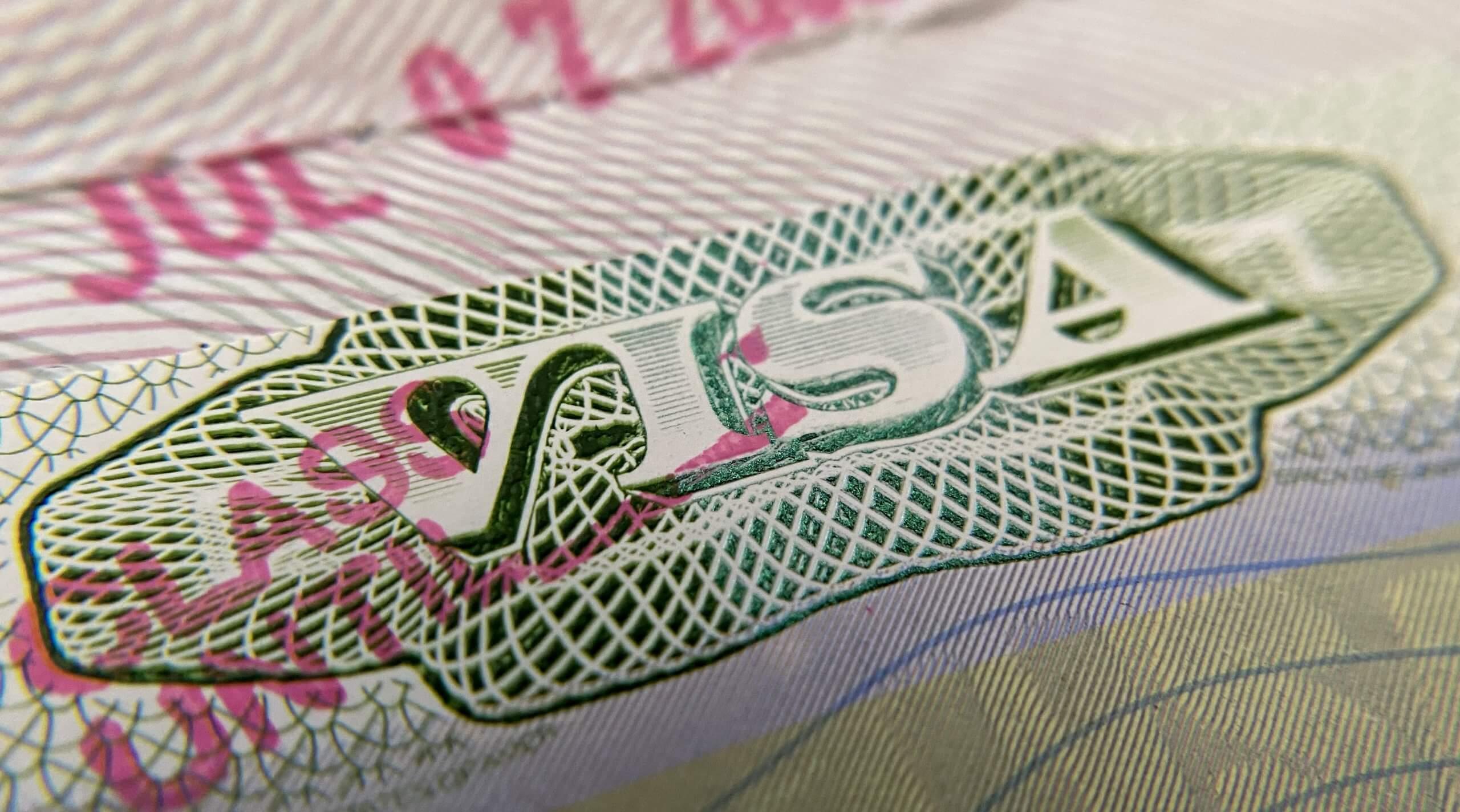 F-1 student visas