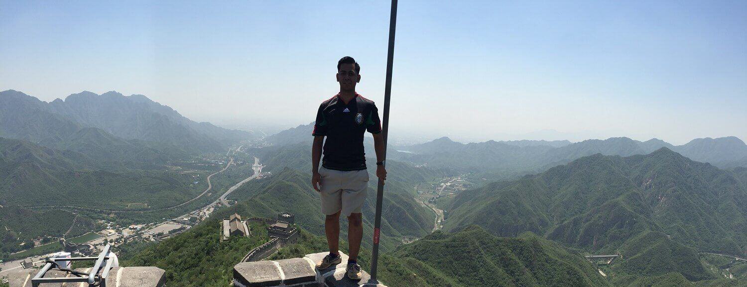 'Reminded me of Mexico': What it's like studying in Peking, China