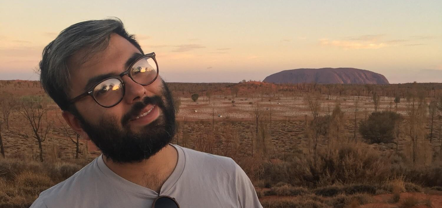 In Australia, a Mexican master's graduate finds a vibrant new home
