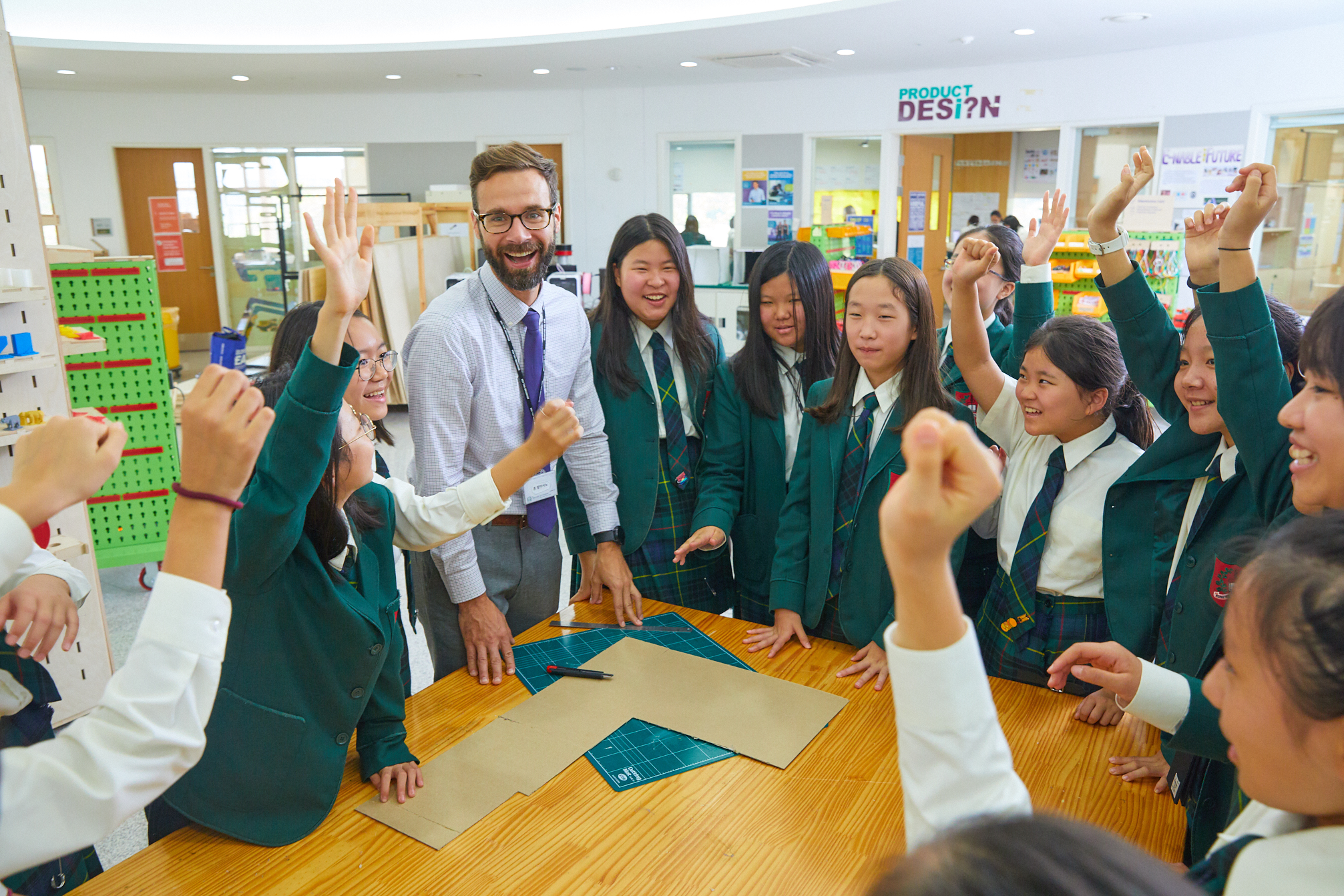 Future-focused schools that are ahead of the curve
