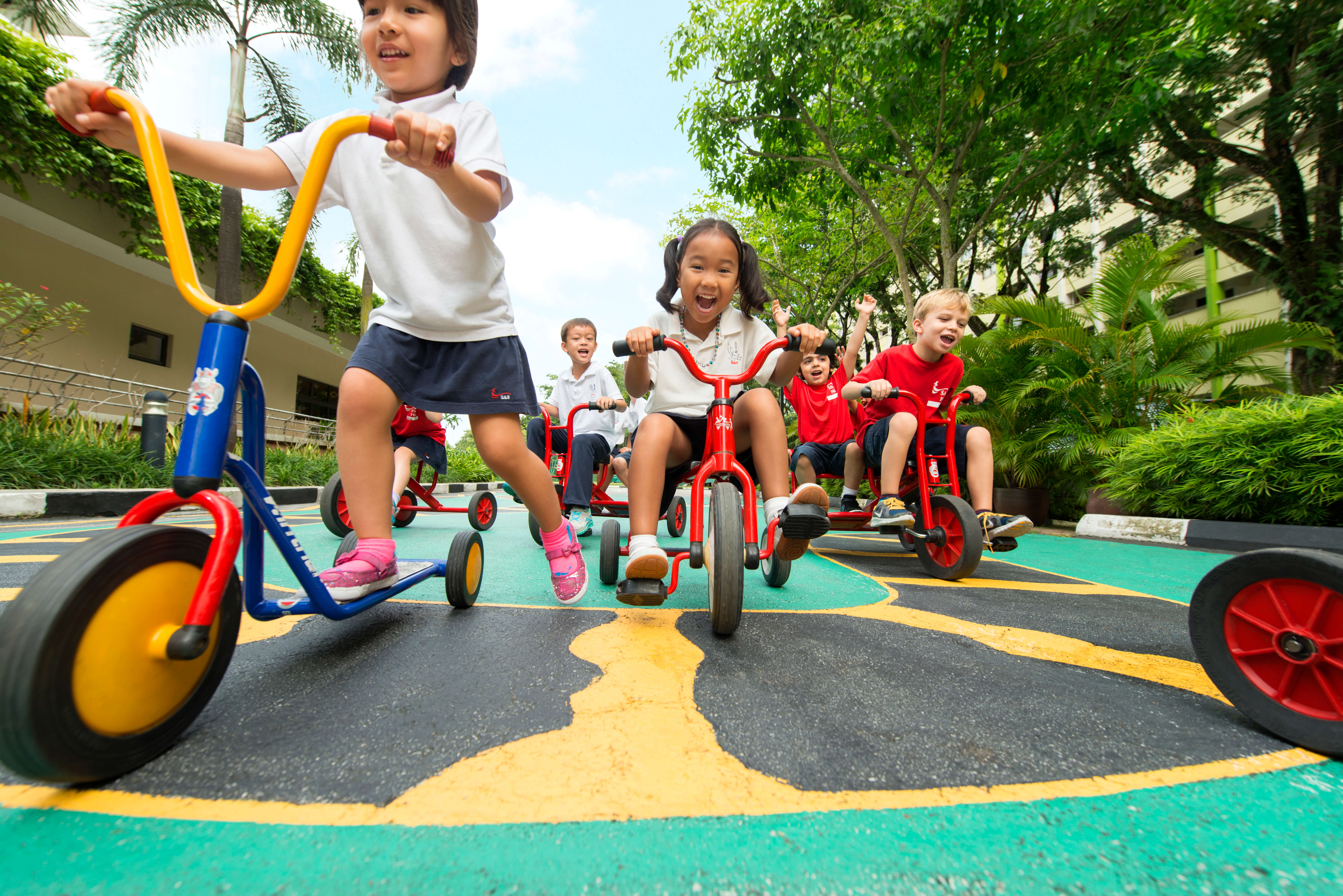 A virtual open day to explore Singapore American School's Early Years program