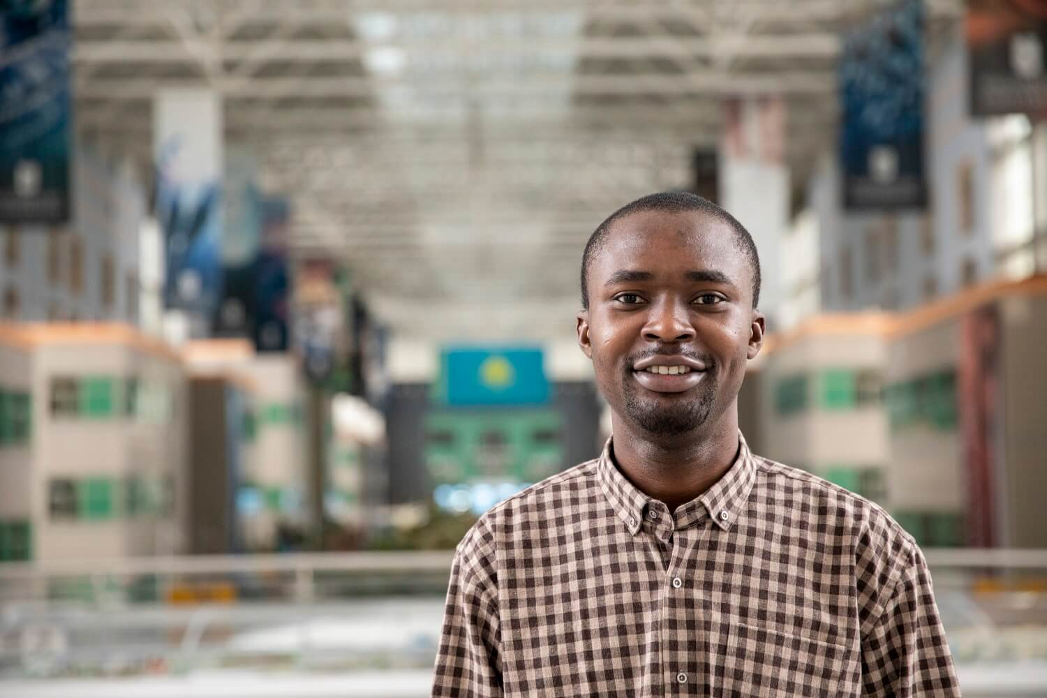 This Nigerian PhD student found an 'amazing science' education ... in Kazakhstan