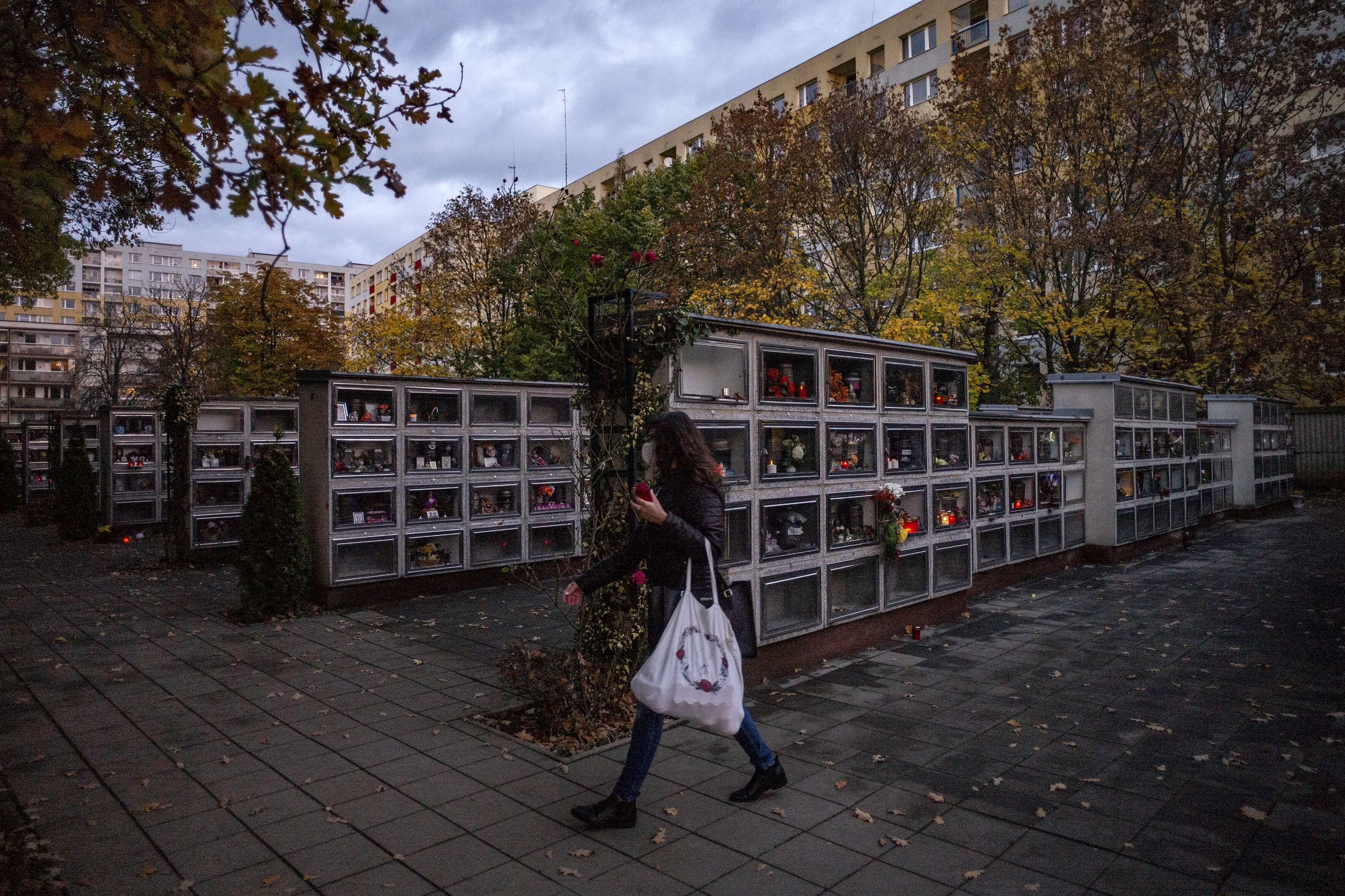 Czechs reopen elementary schools for youngest kids in first easing
