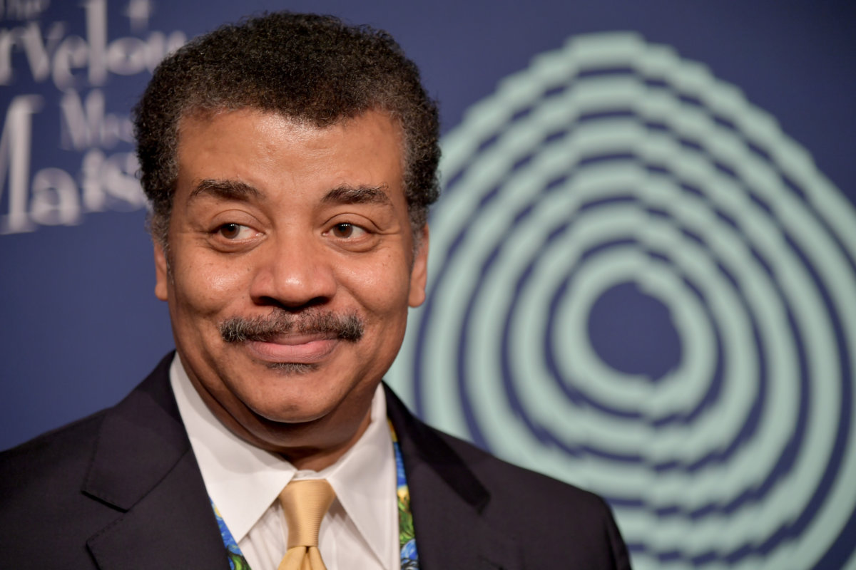 Neil deGrasse Tyson's holiday gift guide for every space nerd