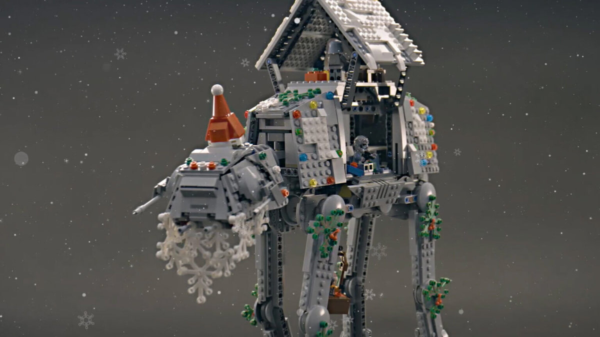 Enter the LEGO Star Wars Holiday Contest to win these Christmas gifts