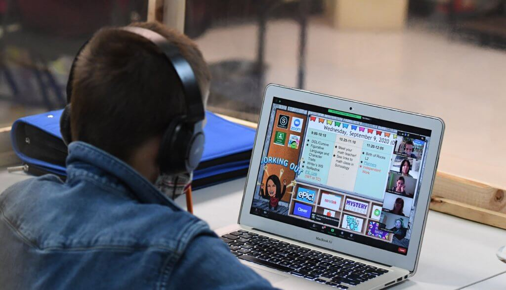 benefits of online learning