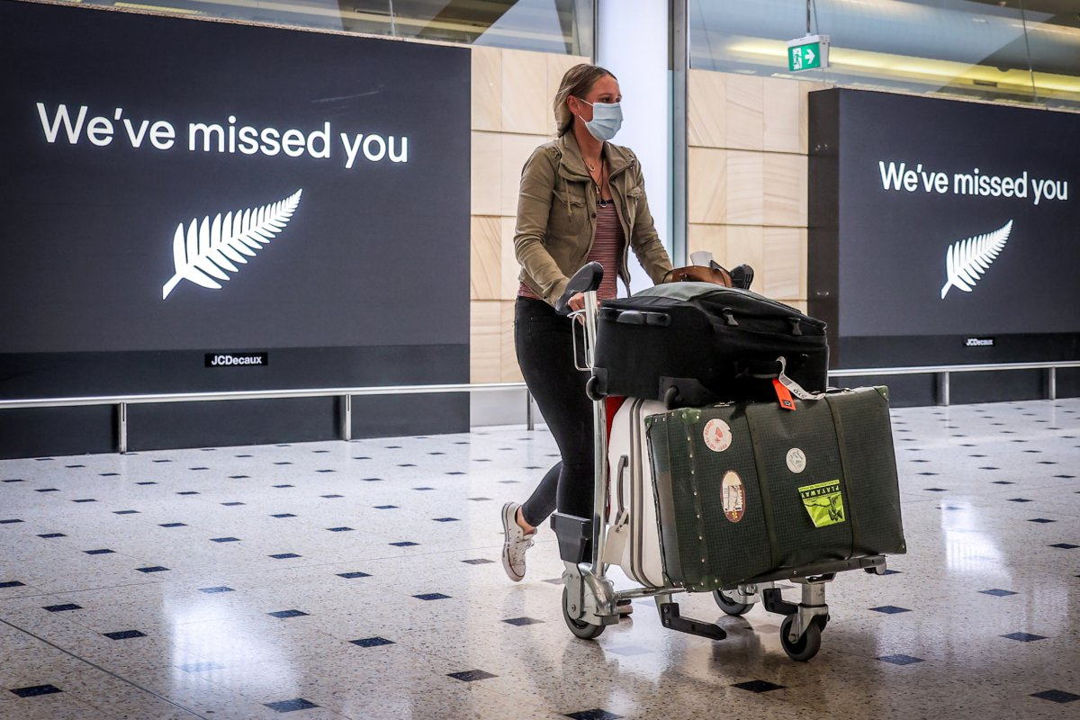 enter New Zealand