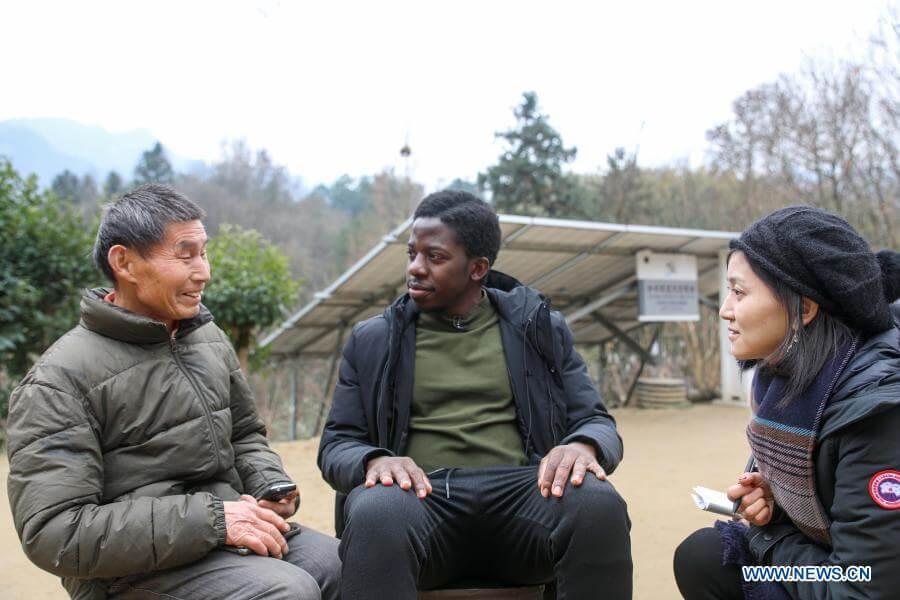 Researching rural China as a Tsinghua University scholar