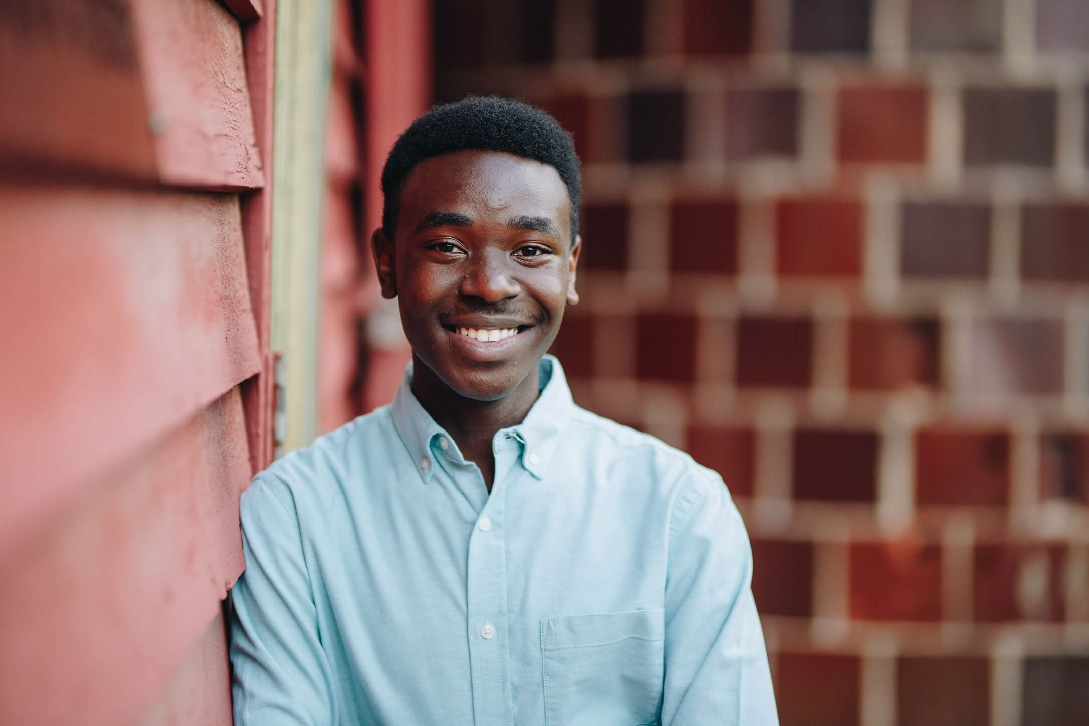 From Tanzania to Indiana: One high schooler's dream to reach the Ivy League