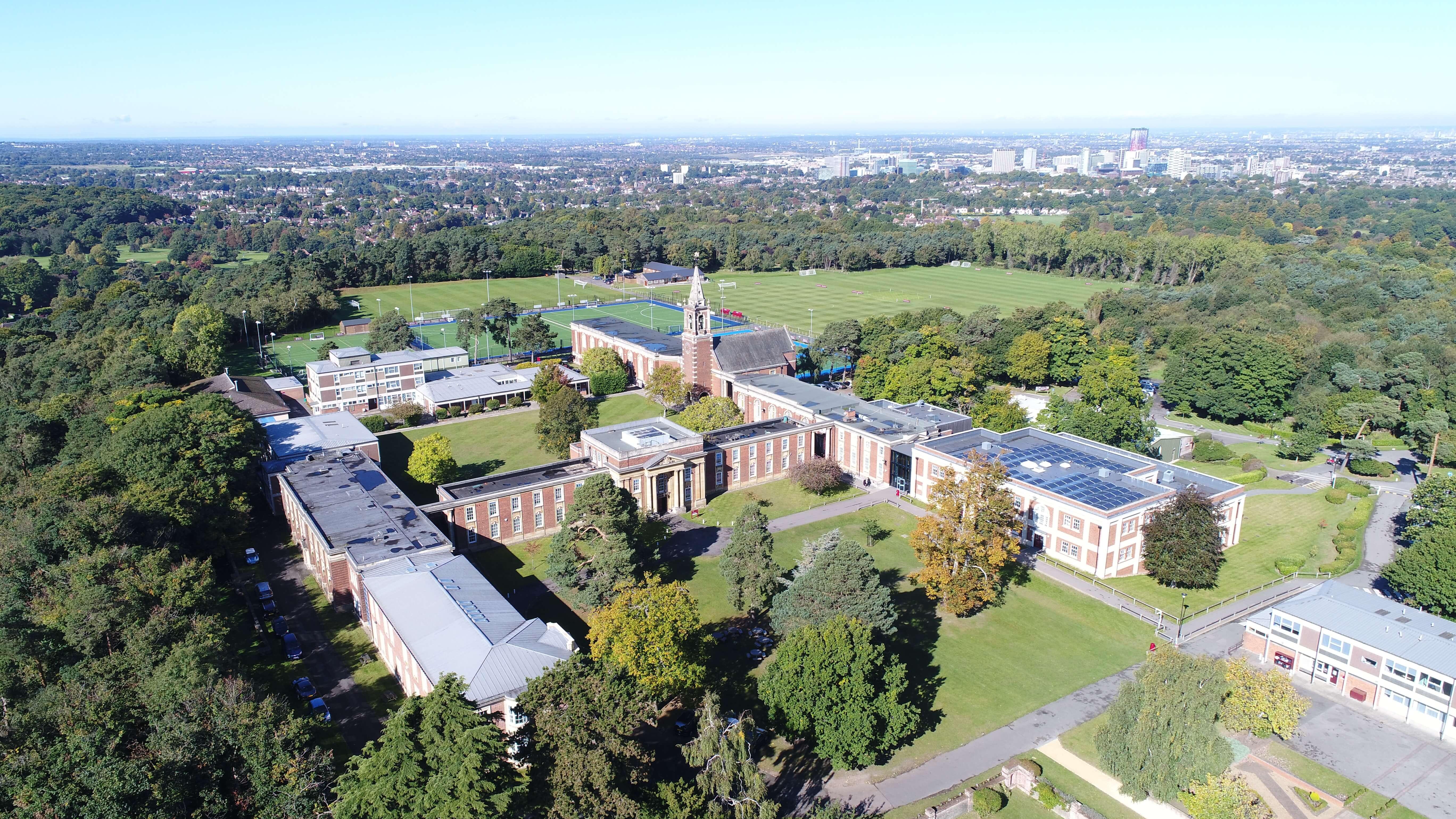 UK boarding schools