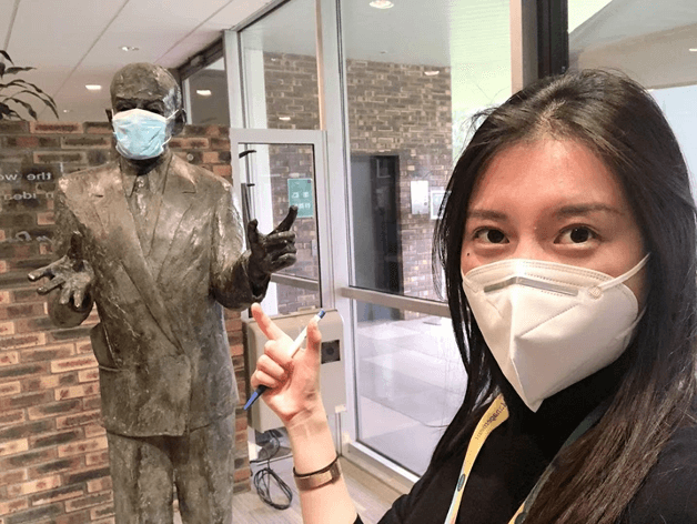 How a Chinese student travelled to INSEAD during a pandemic