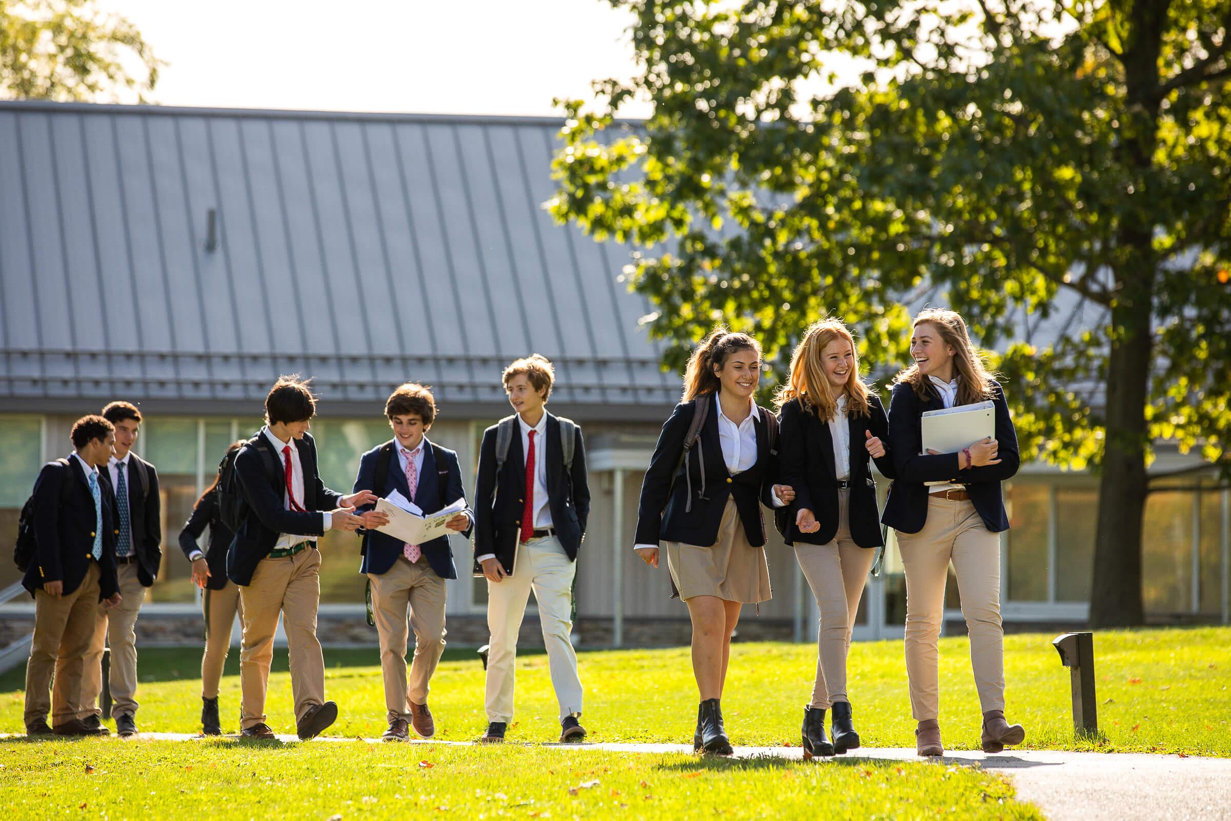 US boarding schools