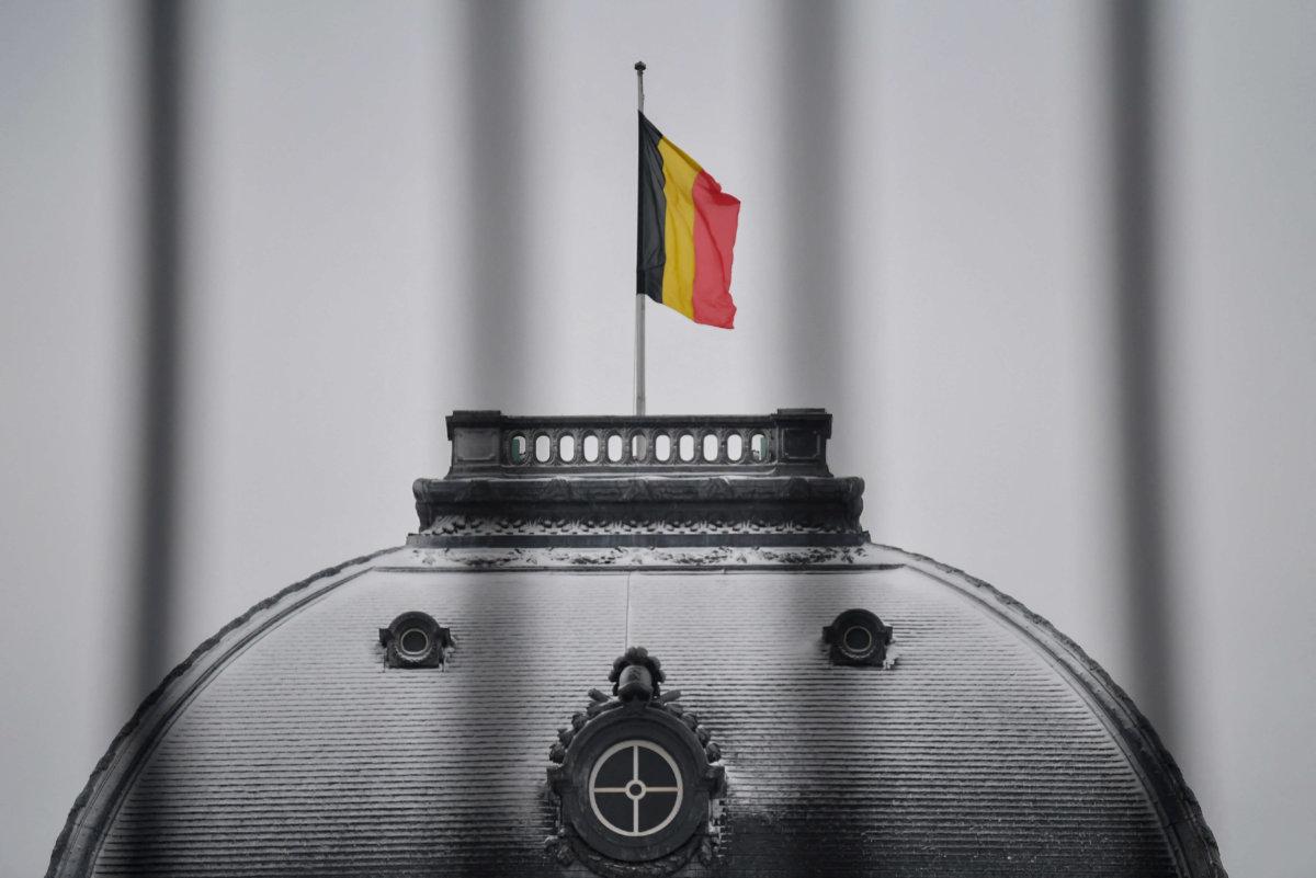 work in Belgium