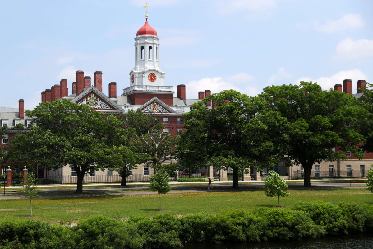 Ease international student return, Harvard president tells White House